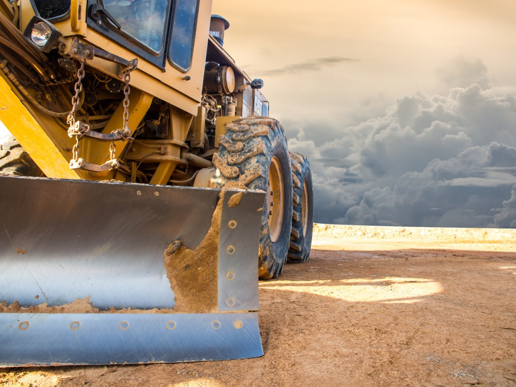 Earth-Moving Machinery