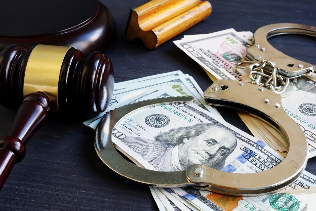 Bail bondman fee