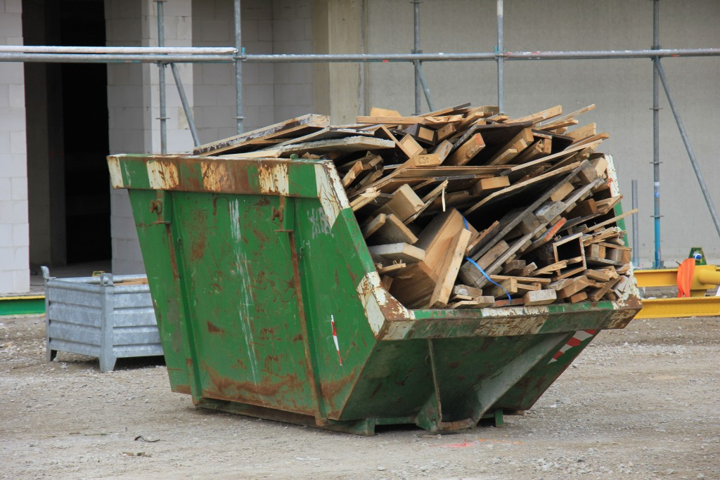 Construction Wood Waste