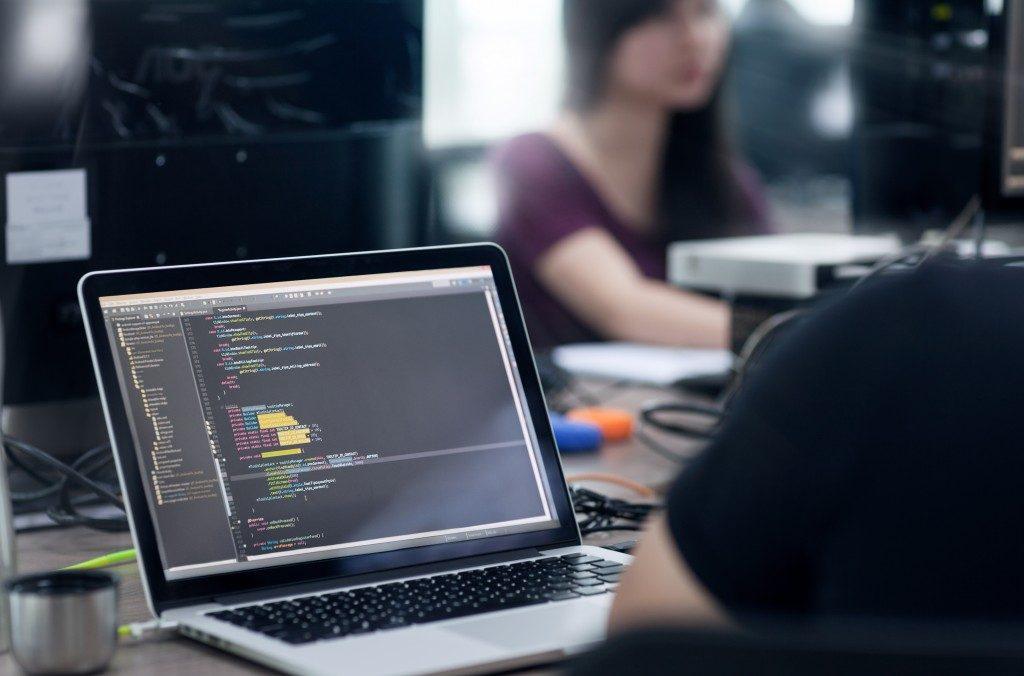 Designing website using html