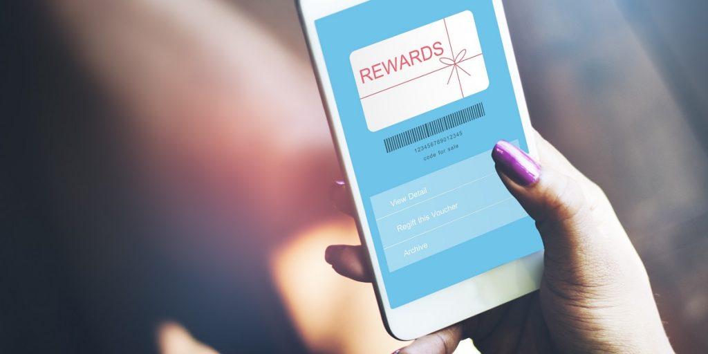 electronic rewards