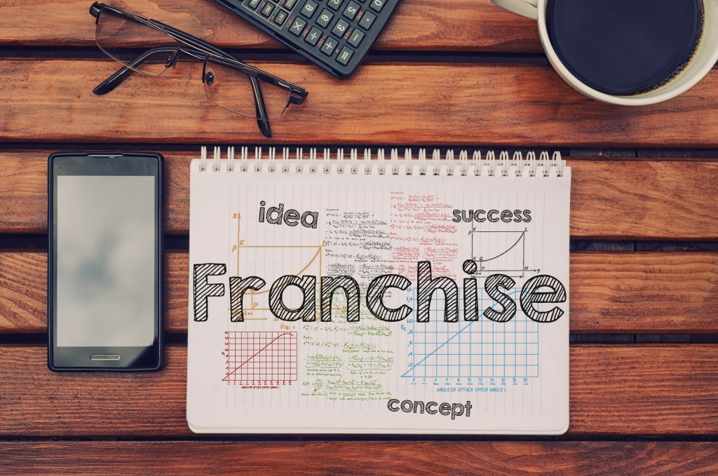 idea of franchising concept