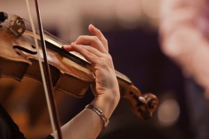 violining
