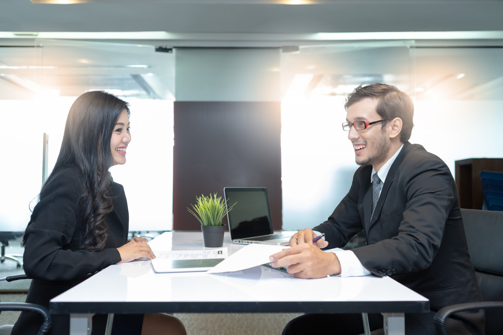 human resources interview